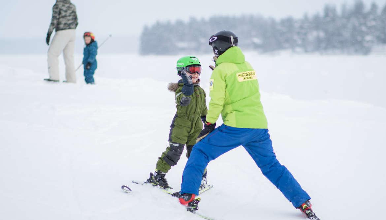 Szkółka narciarska dla dzieci w Zakopanem