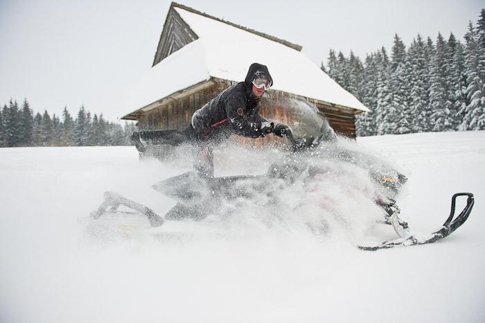COT – skutery śnieżne