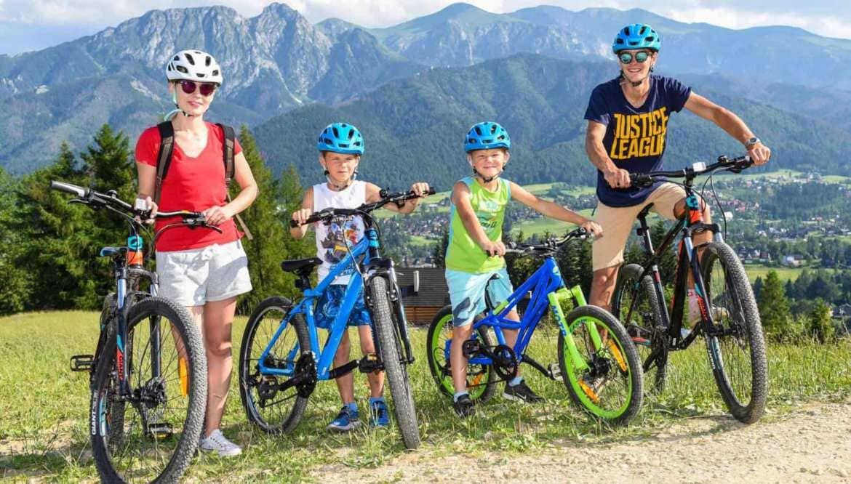 Butorowy Bike Rental – Wypożyczalnia rowerów