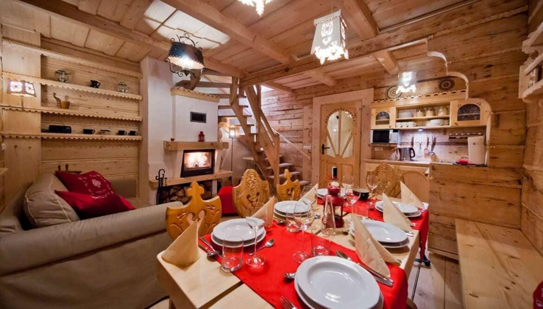 Przytulne i swojskie – takie są domki w Zakopanem!